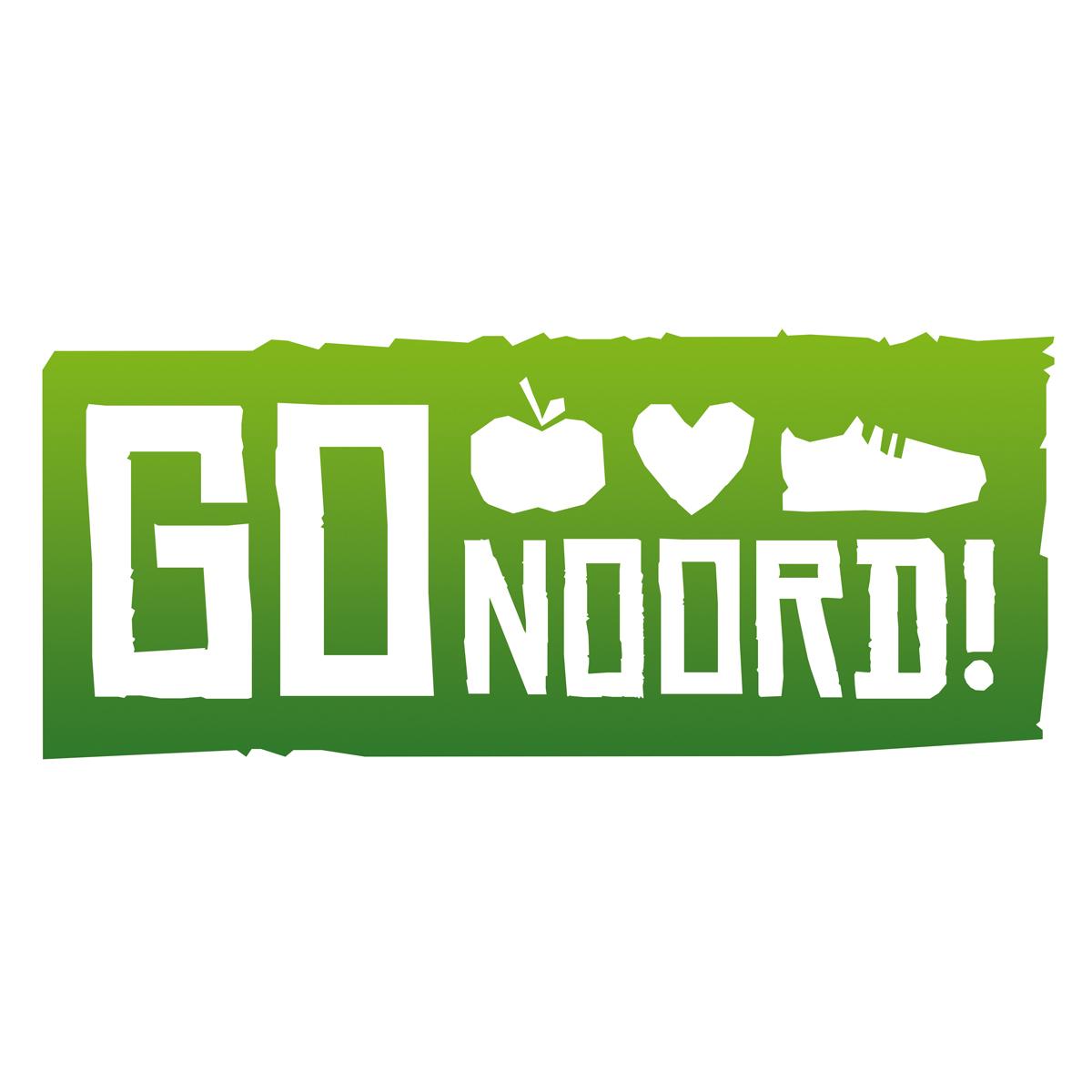 GoNoord - Logo