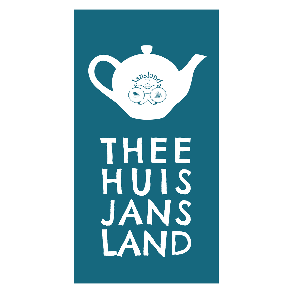 Theehuis Jansland - Logo