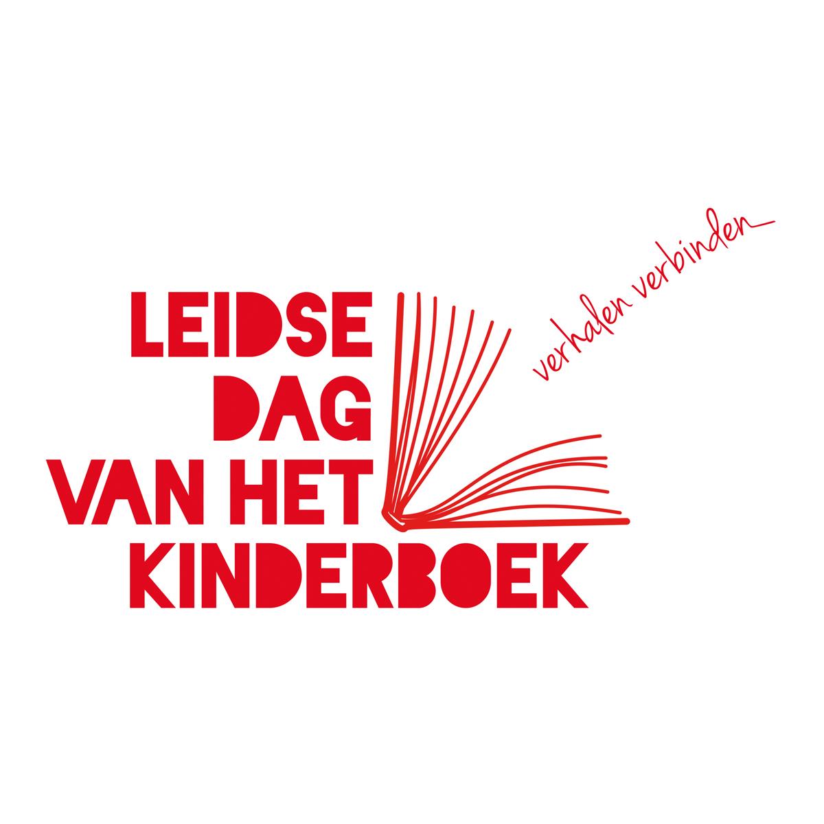 Leidse Dag van het Kinderboek - Logo